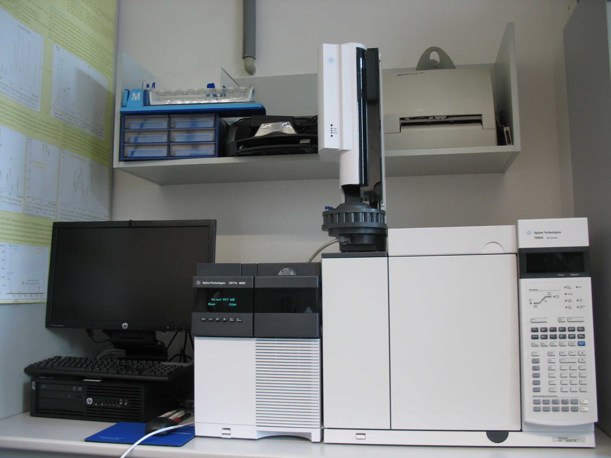 Agilent 5977A Series GC/MSD System